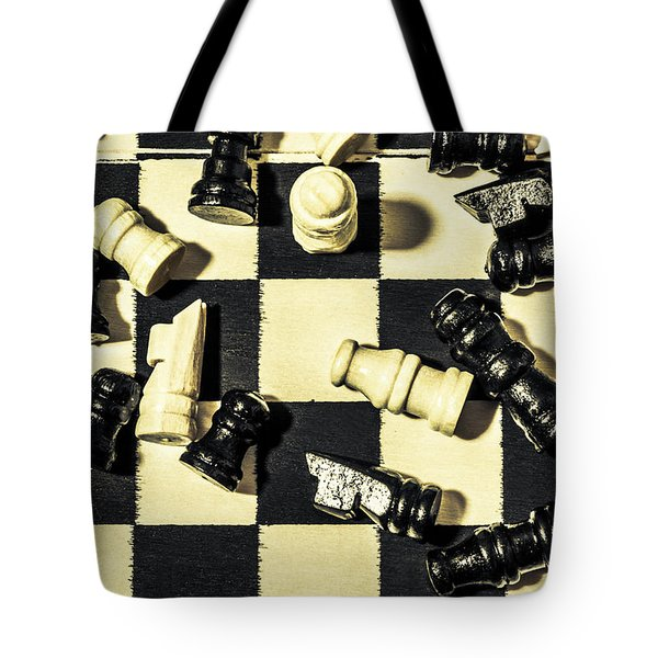 Tote Bag featuring the photograph Reigning Champ by Jorgo Photography - Wall Art Gallery