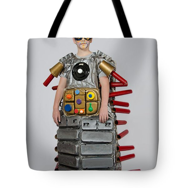 Reilly In Frank The Amazing Bugatron 2000 Tote Bag