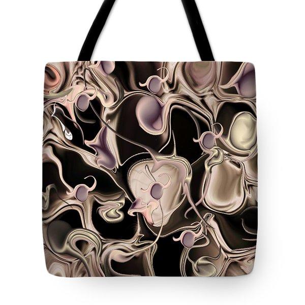 Reincarnated Emotion Tote Bag