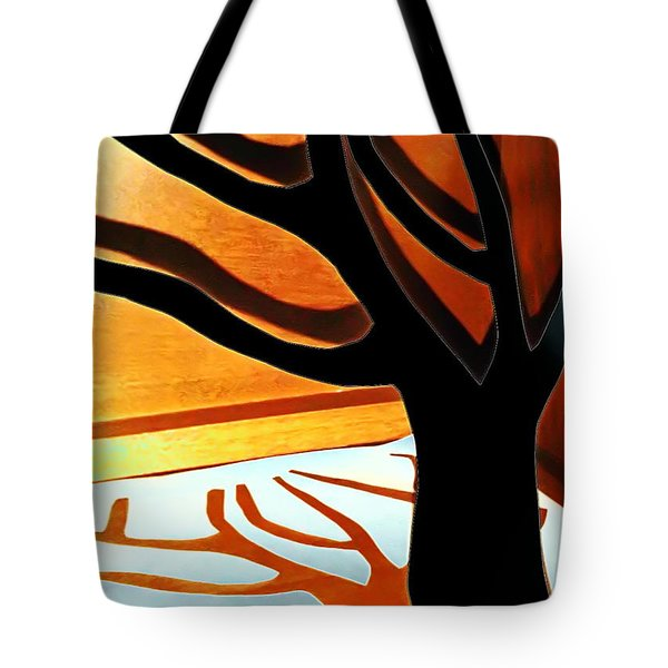 Reincarnation Tote Bag by Misha Bean
