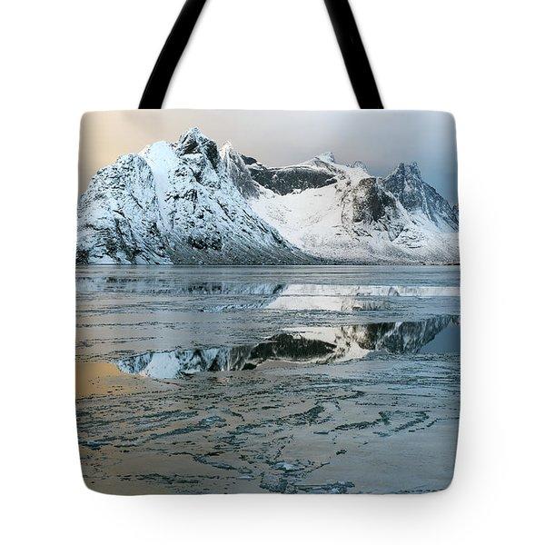 Reine, Lofoten 5 Tote Bag