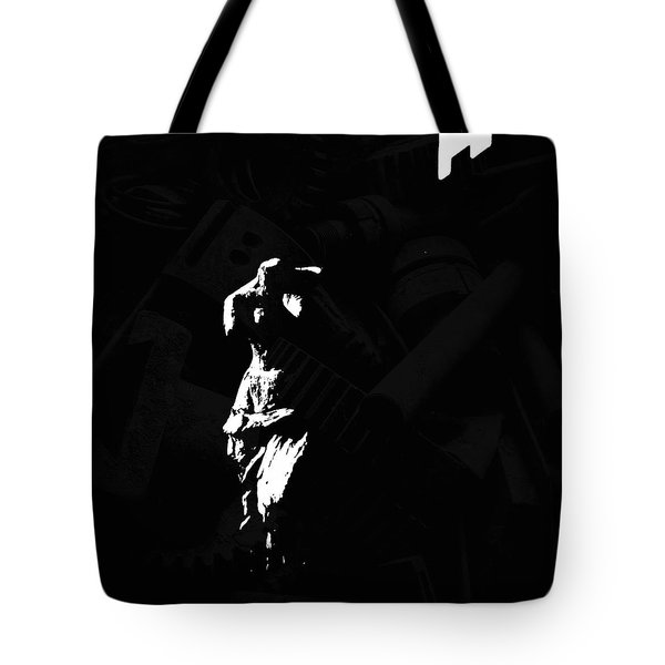 Reinventing Venus Tote Bag