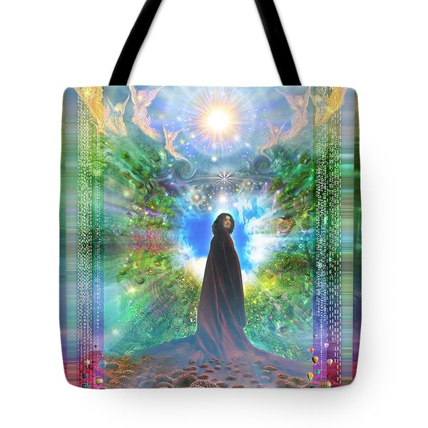 Rejoice-thy-young Tote Bag