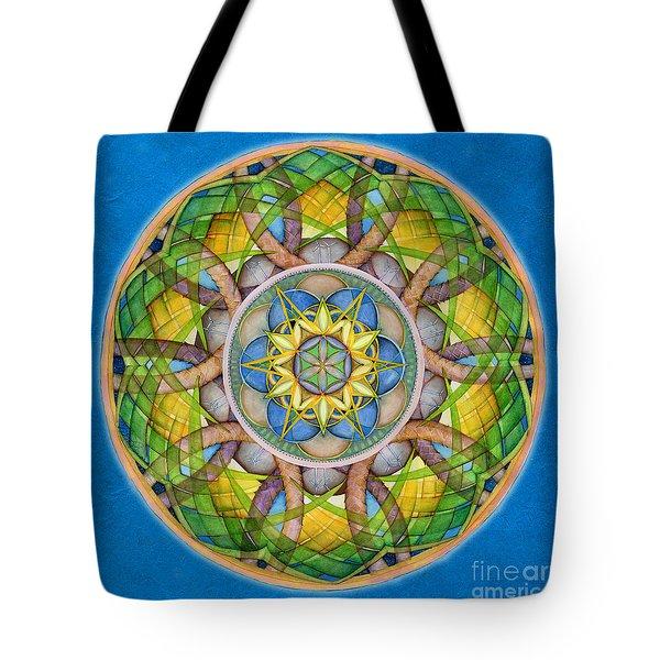 Rejuvenation Mandala Tote Bag