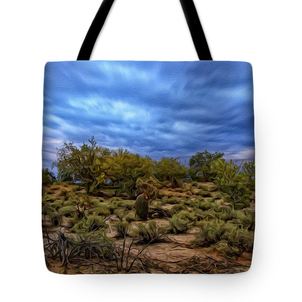 Tote Bag featuring the photograph Rejuvenation Op19 by Mark Myhaver