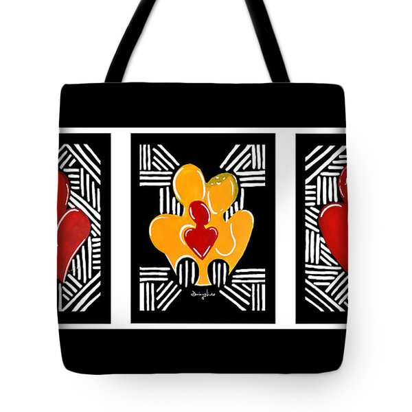 Relationship Goals Tote Bag by Diamin Nicole