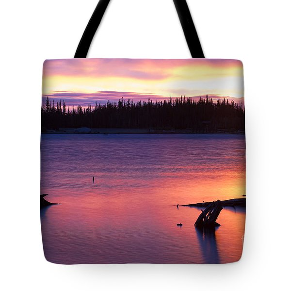Relative Calm Tote Bag