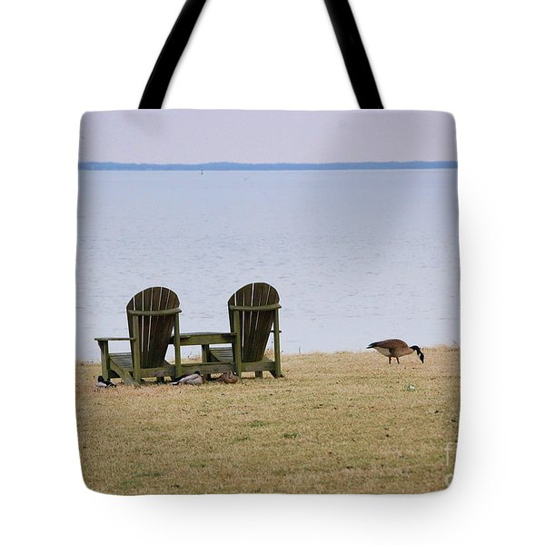 Relax Tote Bag by Debbi Granruth