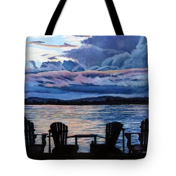 Relax Tote Bag by Marilyn McNish