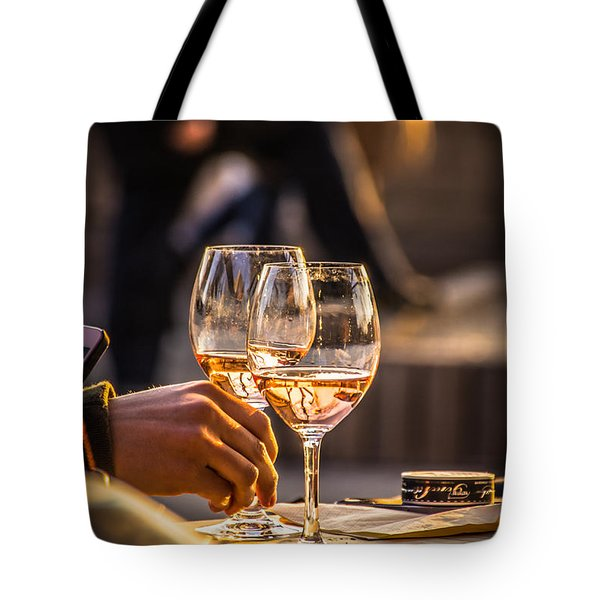 Relax Together Tote Bag by David Warrington