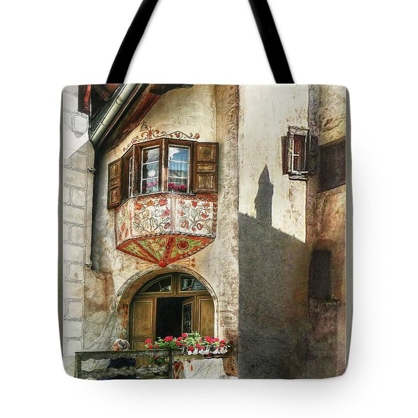 Tote Bag featuring the photograph Relaxing Evening Sun  by Hanny Heim
