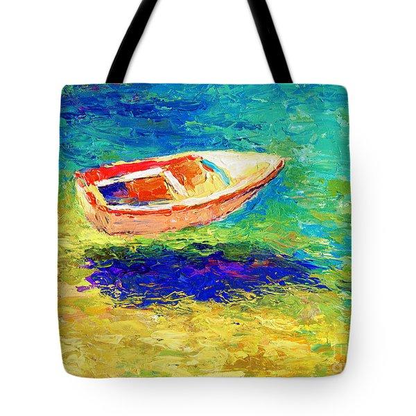 Relaxing Getaway Tote Bag