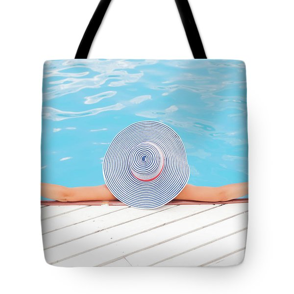 Relaxing Tote Bag