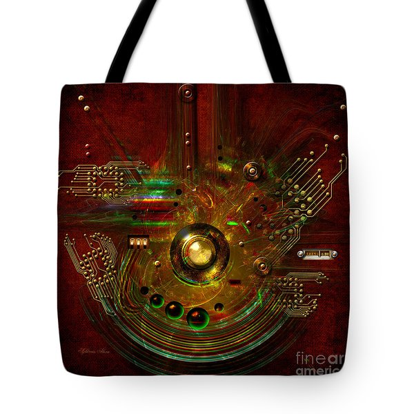 Relay Tote Bag