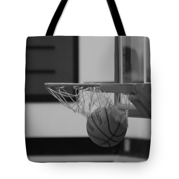 Release From The Net Tote Bag