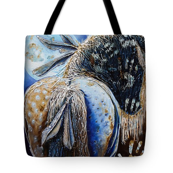 Release Of Inner Spirit Tote Bag
