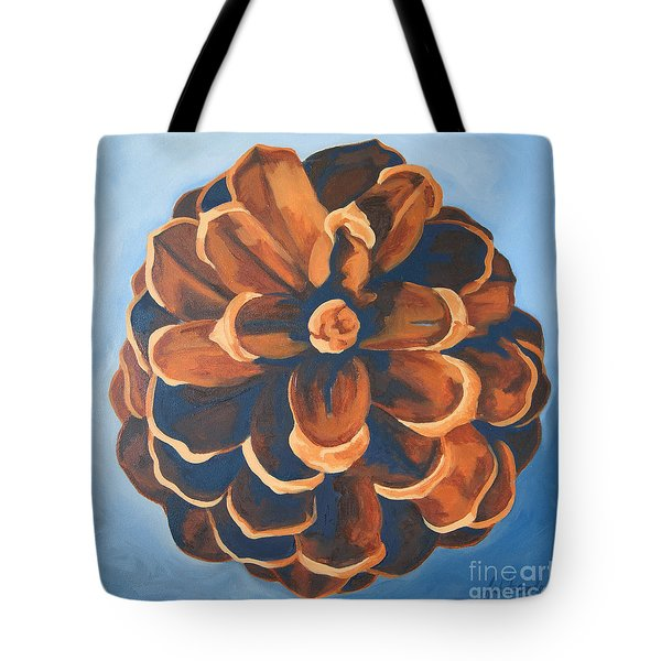 Tote Bag featuring the painting Released by Erin Fickert-Rowland