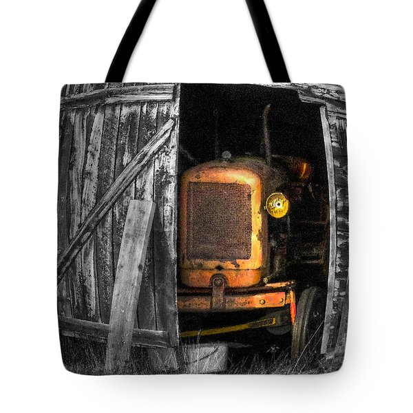 Relic From Past Times Tote Bag