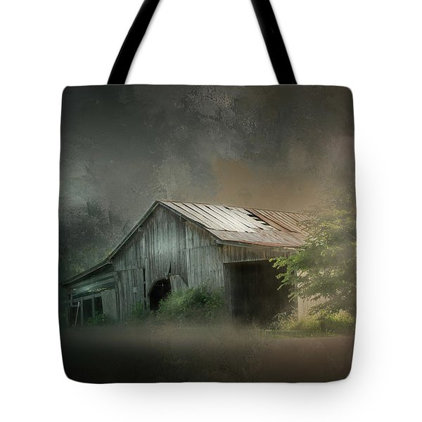 Relic Of The Past Tote Bag