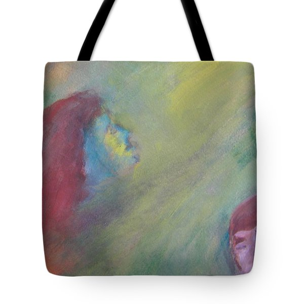 Religious Fanatic Tote Bag by Judith Redman