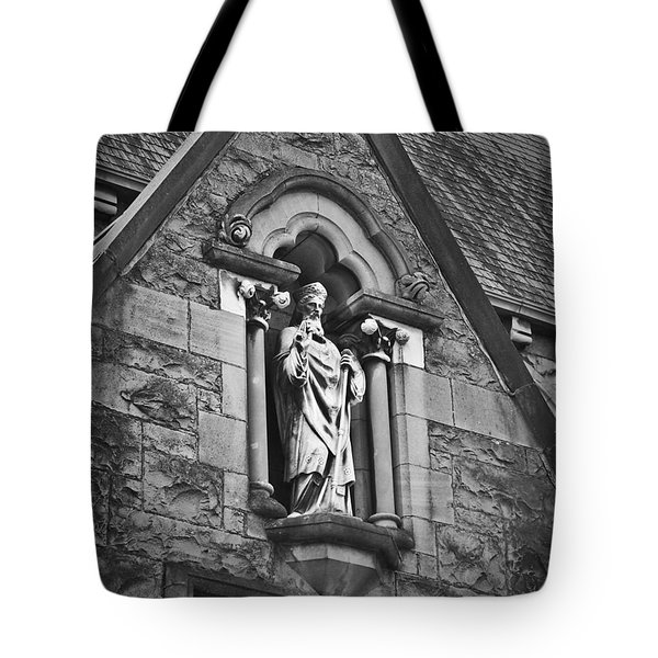 Religious Icon Nenagh Ireland Tote Bag by Teresa Mucha