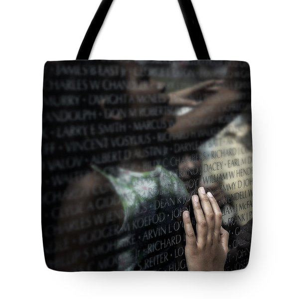Re-live By The Touch Tote Bag