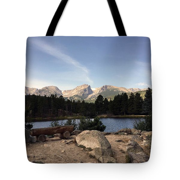 Tote Bag featuring the photograph Remain Silent by Silke Brubaker
