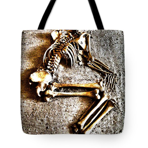 Remains ... Tote Bag by Juergen Weiss