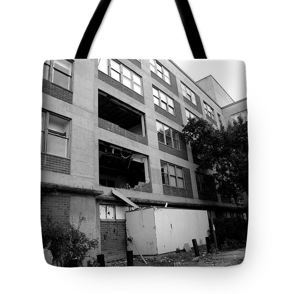 Remains Of The Day 2 Tote Bag