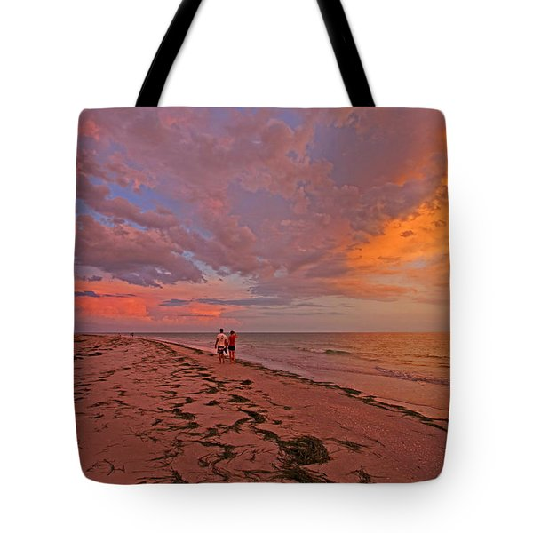 Remains Of The Day Tote Bag by HH Photography of Florida