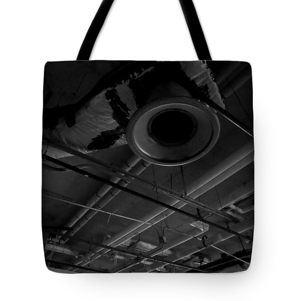 Remains Of Time Tote Bag
