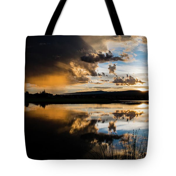 Remains Untrusted Tote Bag