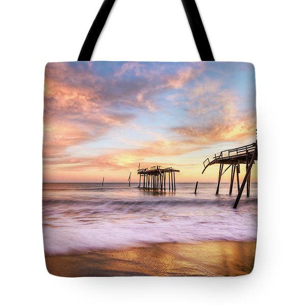 Remanants Tote Bag