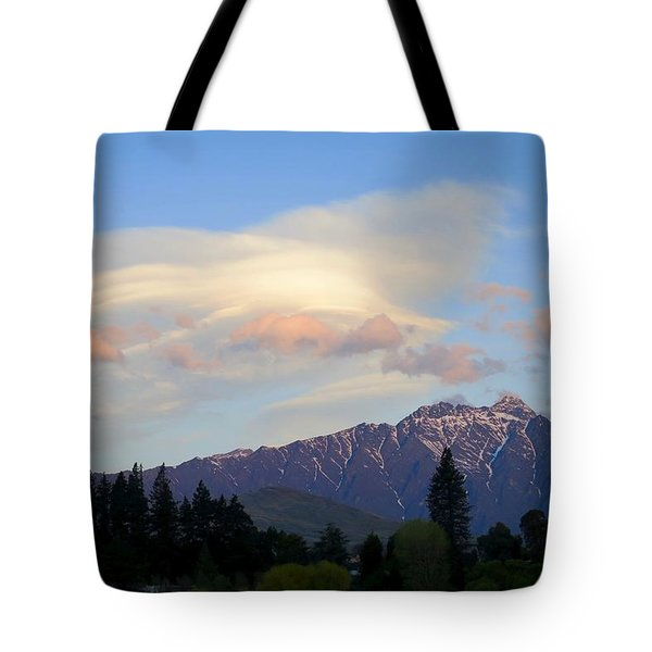 The Remarkables Tote Bag