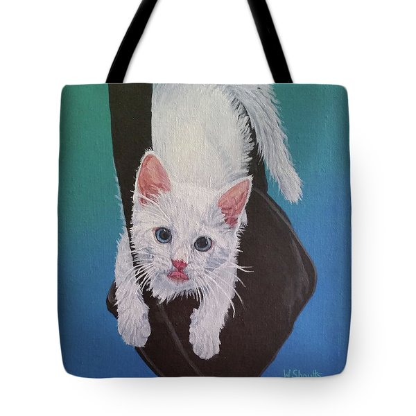Rembrandt Justa Swingin Tote Bag by Wendy Shoults