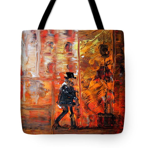 Remember By Colleen Ranney Tote Bag