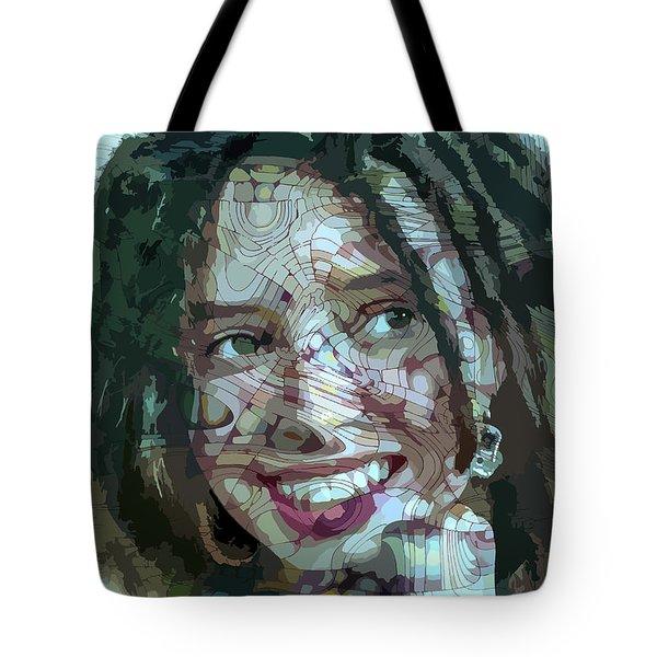 Remember Me Tote Bag by Moustafa Al Hatter