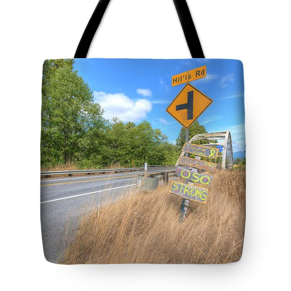 Oso Strong Tote Bag