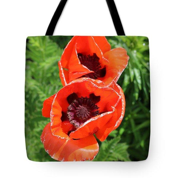 Remember Red 1 Tote Bag