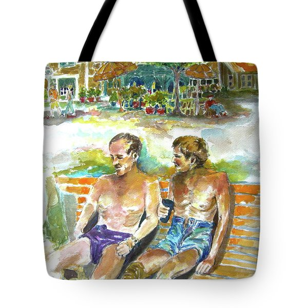 Remember The Day Tote Bag