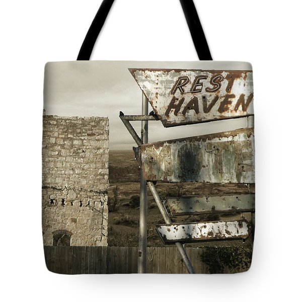 Remember The Mother Road Tote Bag