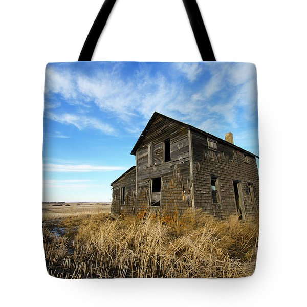 Remember The Past Work For The Future 2 Tote Bag by Bob Christopher