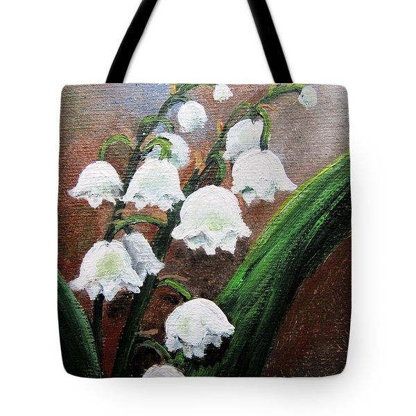 Remember The Scent Tote Bag by Vesna Martinjak