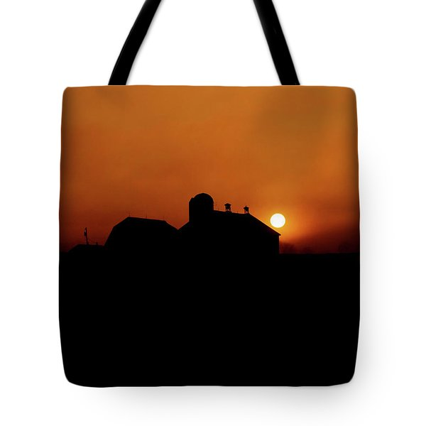 Tote Bag featuring the photograph Remember The Sun by Robert Geary