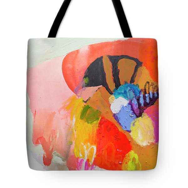 Remember To Feed The Fish Tote Bag