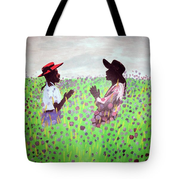 Remember Way Back When Tote Bag