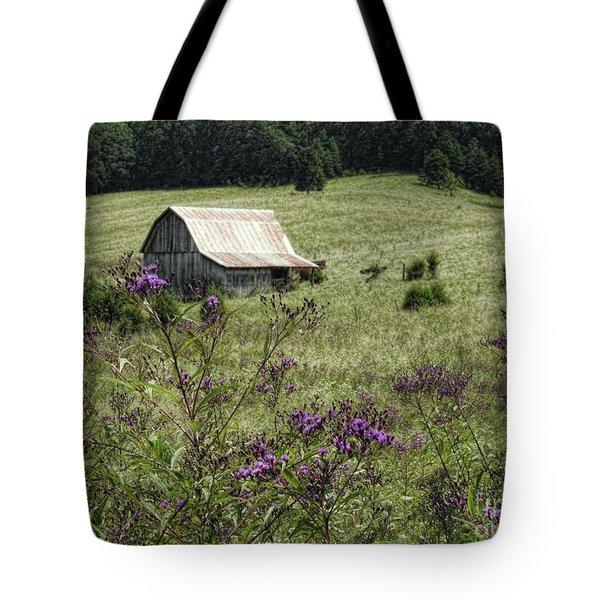 Remember When... Tote Bag by Brenda Bostic
