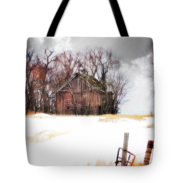 Tote Bag featuring the photograph Remember When by Julie Hamilton