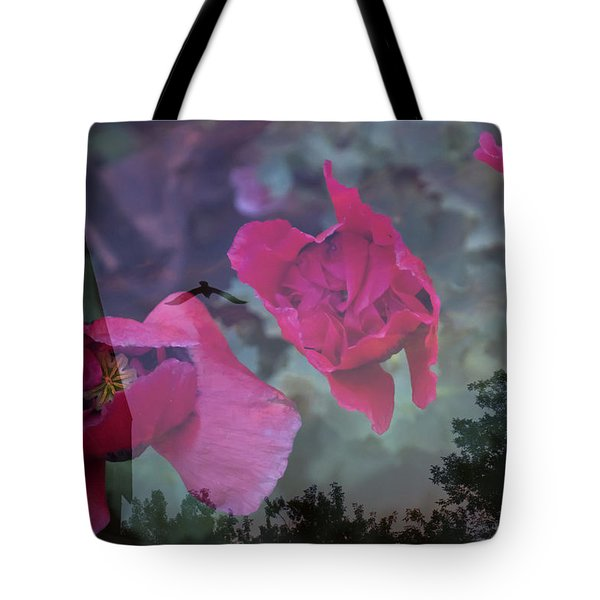Remembered Tote Bag by Ellery Russell