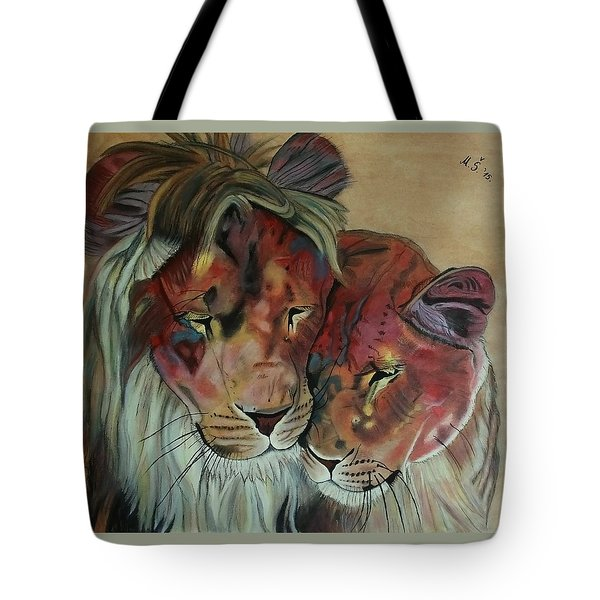 Remembering Cecil Tote Bag